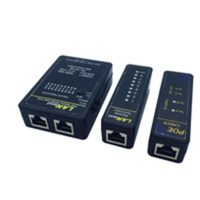 VALUE LANtest Multi-Network Cable + PoE Tester